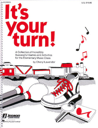 Product Cover for It's Your Turn (Resource of Games and Activities)