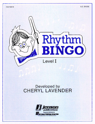 Product Cover for Rhythm Bingo – Level 1