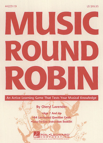 Product Cover for Music Round Robin