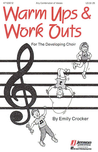 Product Cover for Warm-Ups and Workouts for the Developing Choir (Vol. I)