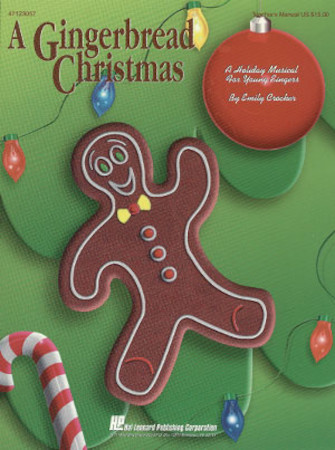 Product Cover for A Gingerbread Christmas (Holiday Musical)