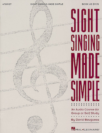 Product Cover for Sight Singing Made Simple (Resource)