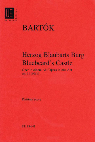 Product Cover for Bluebeard's Castle, Op. 11