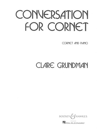 Product Cover for Conversation for Cornet