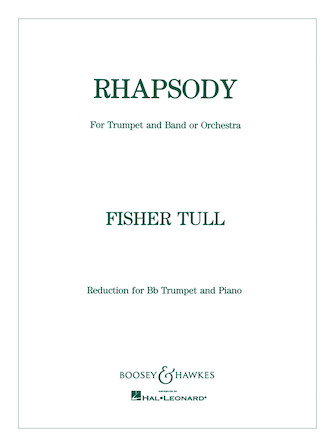 Product Cover for Rhapsody for Trumpet