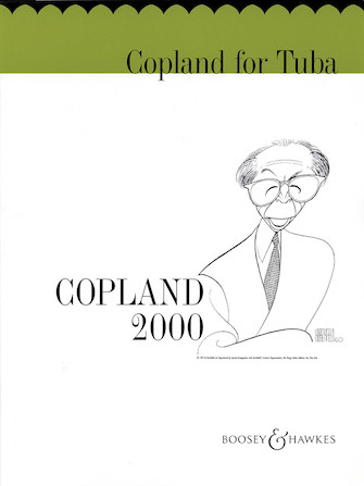 Product Cover for Copland for Tuba
