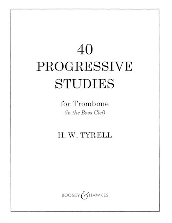 Product Cover for 40 Progressive Studies