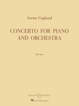 Product Cover for Concerto for Piano and Orchestra
