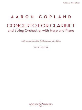 Product Cover for Concerto for Clarinet