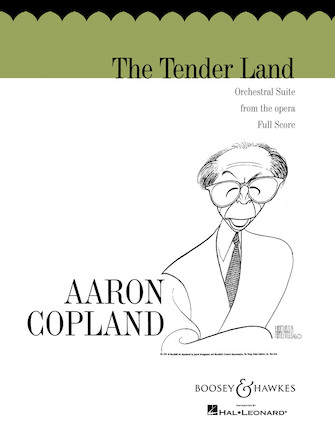 Product Cover for The Tender Land