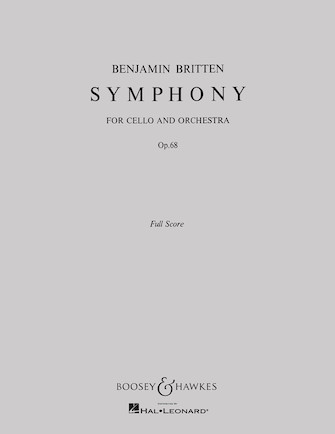 Product Cover for Symphony, Op. 68