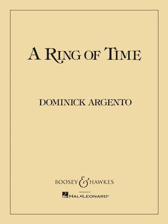 Product Cover for A Ring of Time