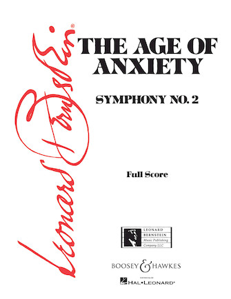 Product Cover for The Age of Anxiety