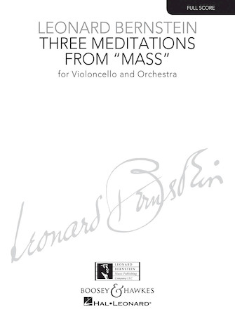 Product Cover for Three Meditations from Mass