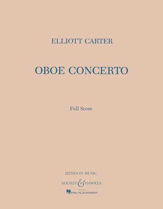 Product Cover for Oboe Concerto