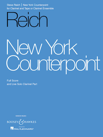 Product Cover for New York Counterpoint