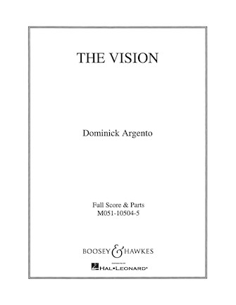 Product Cover for The Vision