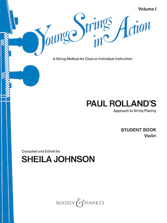 Product Cover for Young Strings in Action