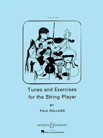 Product Cover for Tunes and Exercises for the String Player