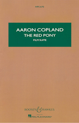 Product Cover for The Red Pony