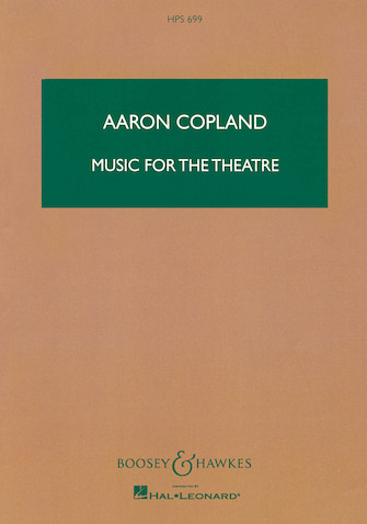 Product Cover for Music for the Theatre