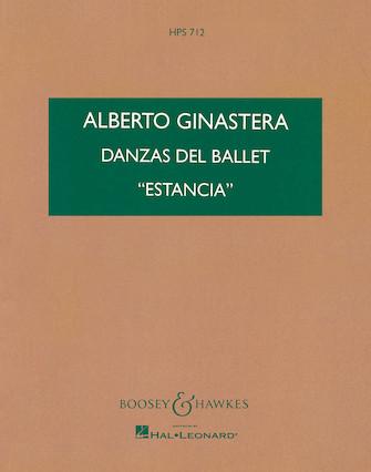 "Product Cover for Danzas del Ballet ""Estancia"""