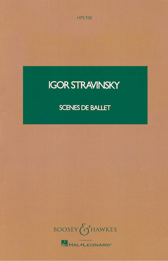 Product Cover for Scenes de Ballet
