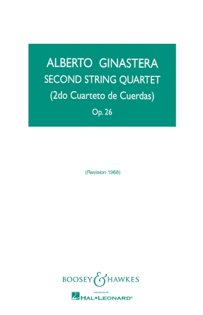 Product Cover for String Quartet No. 2, Op. 26