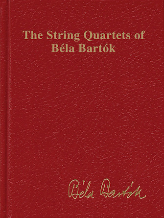 Product Cover for The String Quartets of Béla Bartók (Complete)
