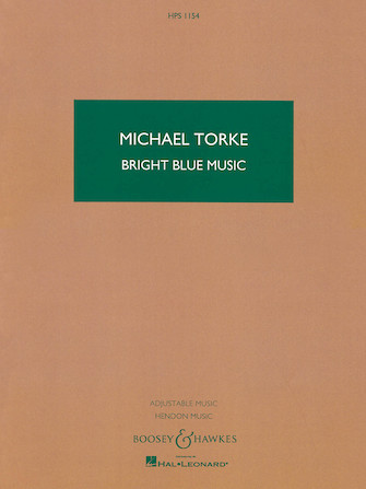 Product Cover for Bright Blue Music