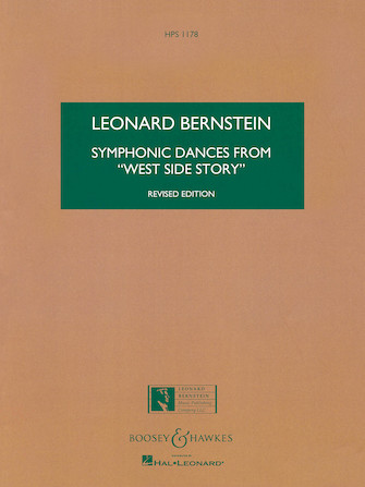 Product Cover for Symphonic Dances from West Side Story