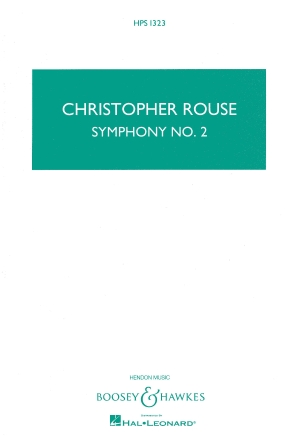 Product Cover for Symphony No. 2