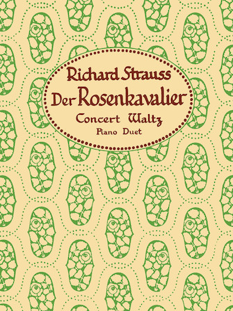 Product Cover for Concert Waltz from Der Rosenkavalier