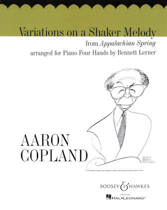 Product Cover for Variations on a Shaker Melody from Appalachian Spring