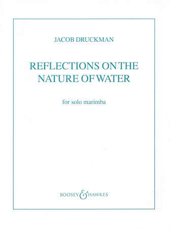Product Cover for Reflections on the Nature of Water