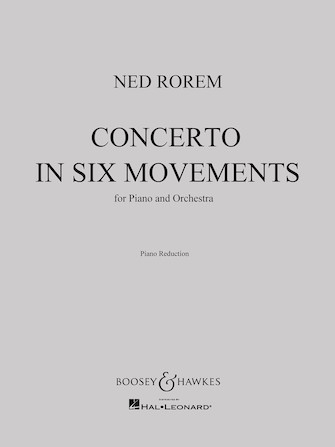 Product Cover for Concerto in Six Movements