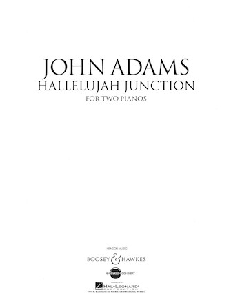Product Cover for Hallelujah Junction
