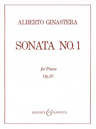 Product Cover for Sonata No. 1, Op. 22