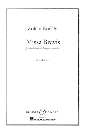 Product Cover for Missa Brevis