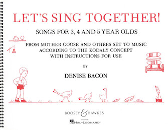 Product Cover for Let's Sing Together!
