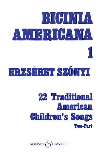 Product Cover for Bicinia Americana I