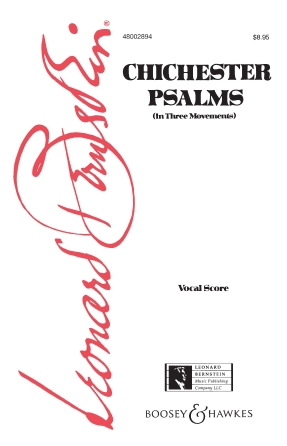 Product Cover for Chichester Psalms