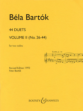Product Cover for 44 Duets
