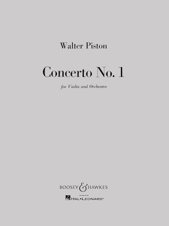 Product Cover for Concerto No. 1