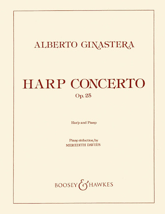 Product Cover for Harp Concerto, Op. 25
