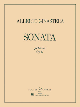 Product Cover for Sonata for Guitar, Op. 47