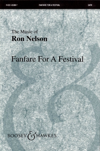 Product Cover for Fanfare for a Festival