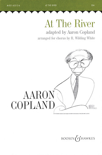 At the River : Unison : Aaron Copland : Songbook : 48004940 : 073999377194