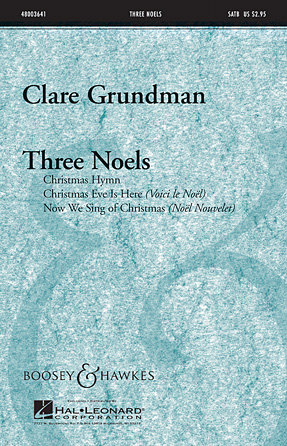 Product Cover for Three Noels