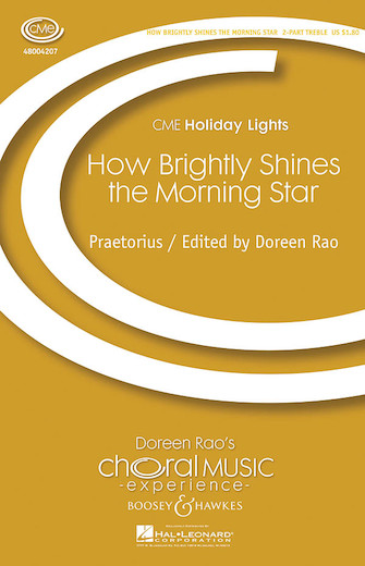 Product Cover for How Brightly Shines the Morning Star